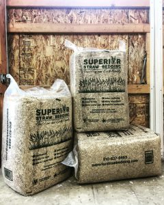 Superior Straw Bedding