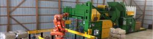 Ken Mills Dedusting Machine USA